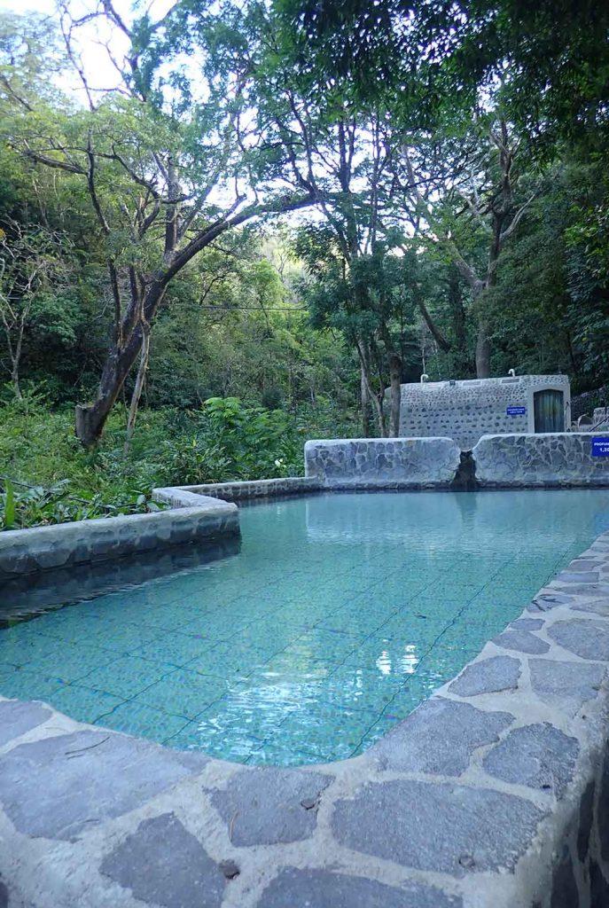 Thermal pool at Buena Vista del Rincon