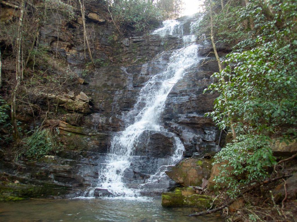 Reedy Branch Waterfall